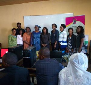Intel's She will connect - Lagos collaboration with WAPA