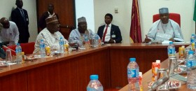 HTCWY Meets at the National Assembly Abuja