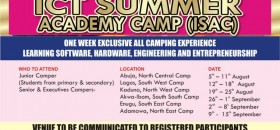 ICT SUMMER ACADEMY CAMP – 2018