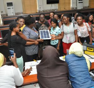 WOMEN IN ICT/STEM SUMMIT HIDDEN NO MORE:NIGERIAN FEMALES IN STEM(NigFiSTEM) INAUGURATION OF LAGOS STATE CHAPTER